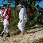 Gunpowder Plot Reenactment Bermuda, August 15 2015-48