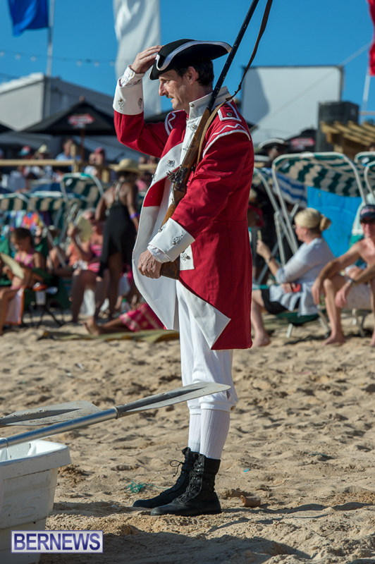Gunpowder Plot Reenactment Bermuda, August 15 2015-56