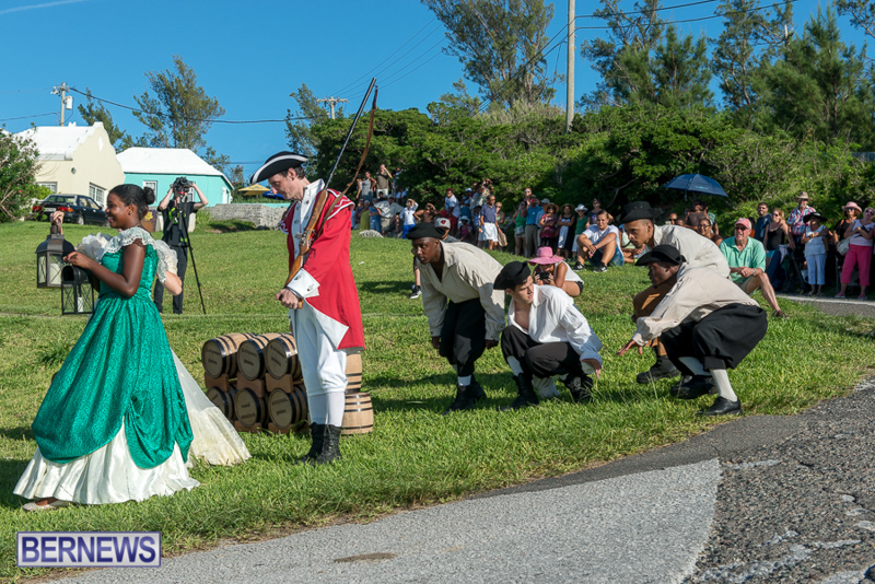 Gunpowder Plot Reenactment Bermuda, August 15 2015-85