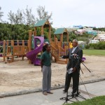 Parsons Road Playground Re-Opened (24)