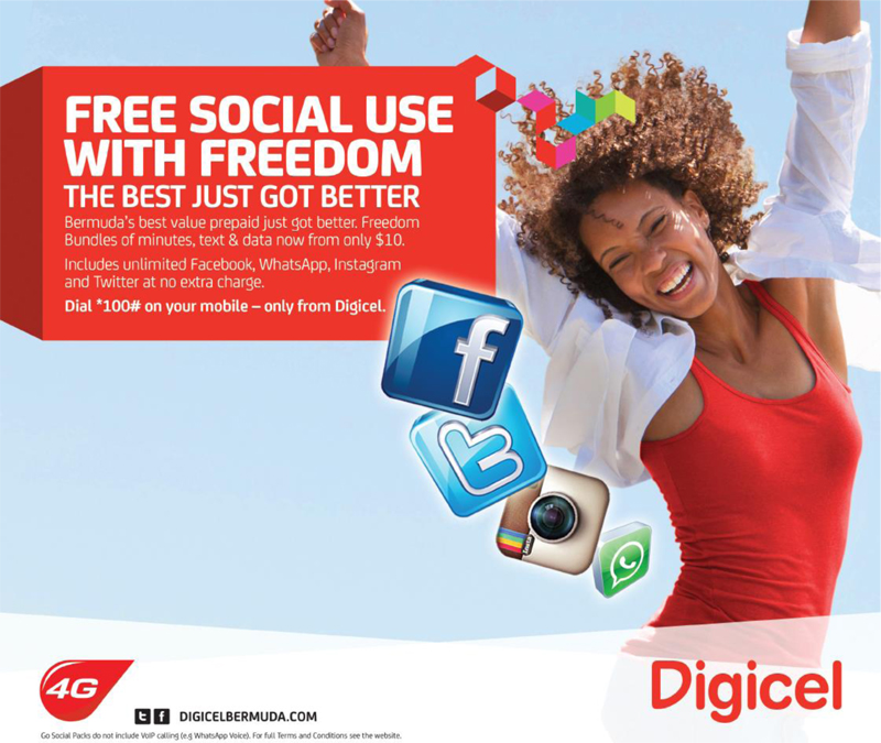 Press Release- Digicel to offer unlimited social on prepaid-2