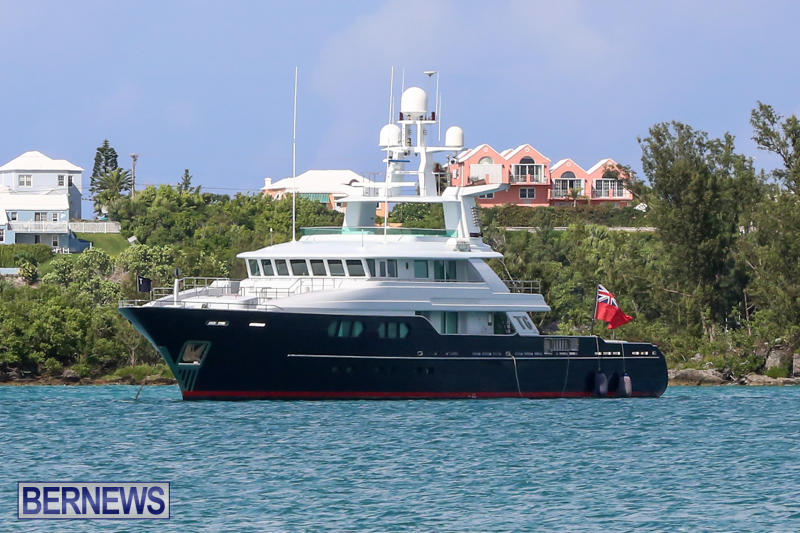T6 Motor Yacht Bermuda, August 26 2015-2