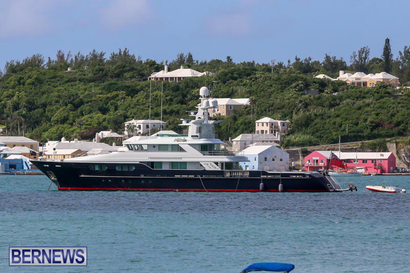 T6 Motor Yacht Bermuda, August 26 2015-3