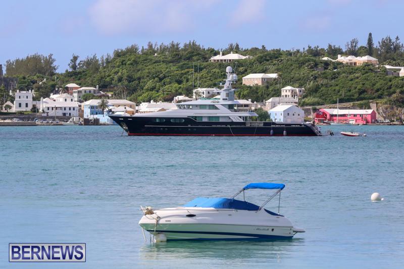 T6 Motor Yacht Bermuda, August 26 2015-4