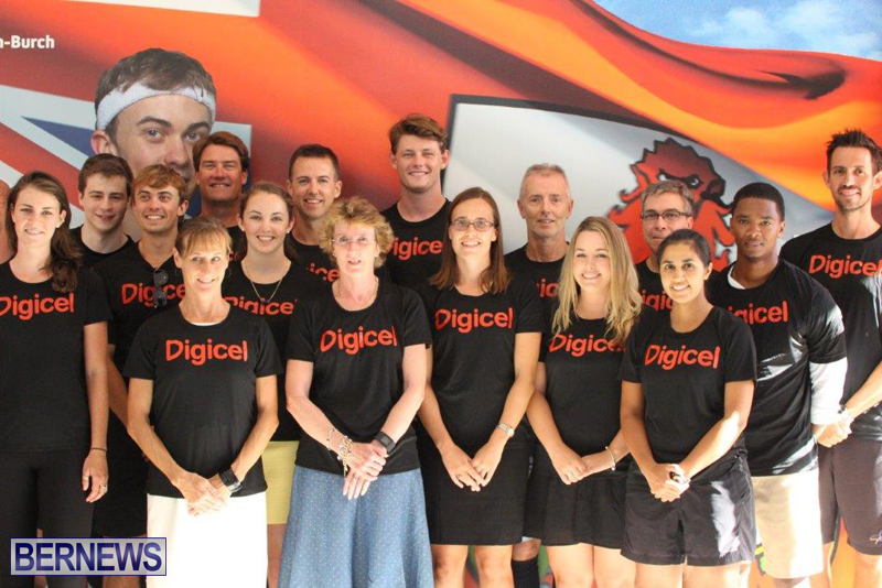 Team Head To Cayman Squash Championship August 2015