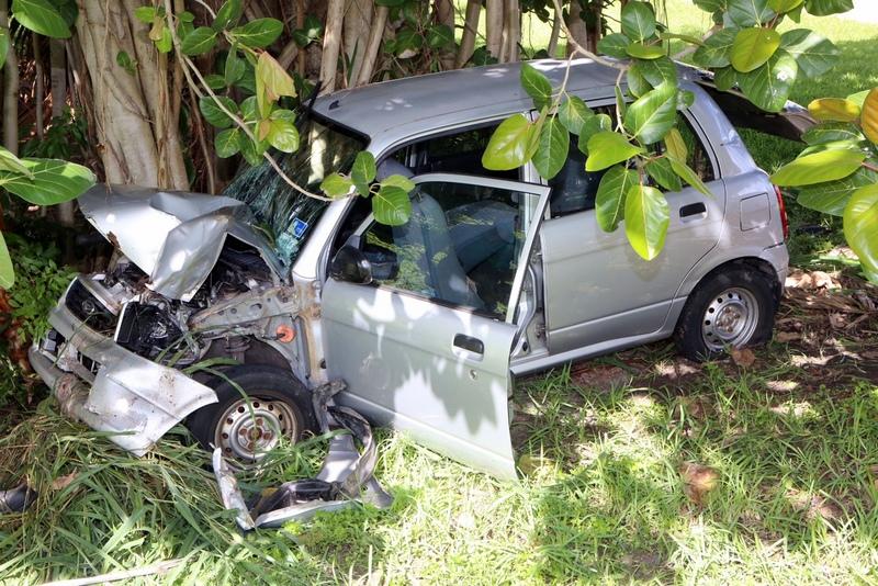 car collision bermuda august 22 2015 (2)
