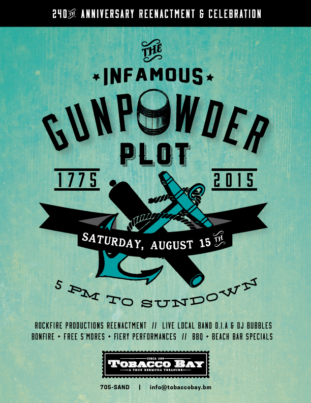 gunpowder plot poster