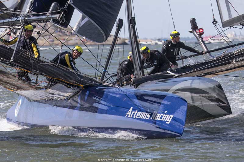 Americas Cup 22 Sept 2015