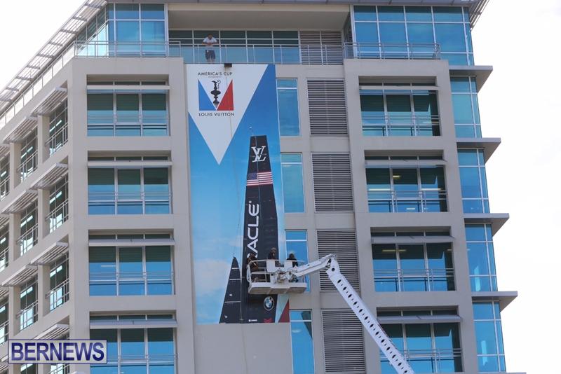Americas Cup Bermuda signs Sept 2015 (1)