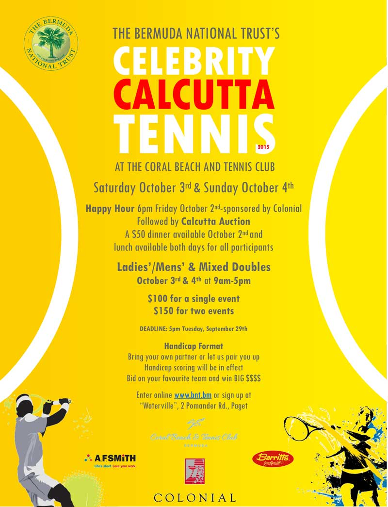 BNT Celebrity Calcutta Tennis 2015