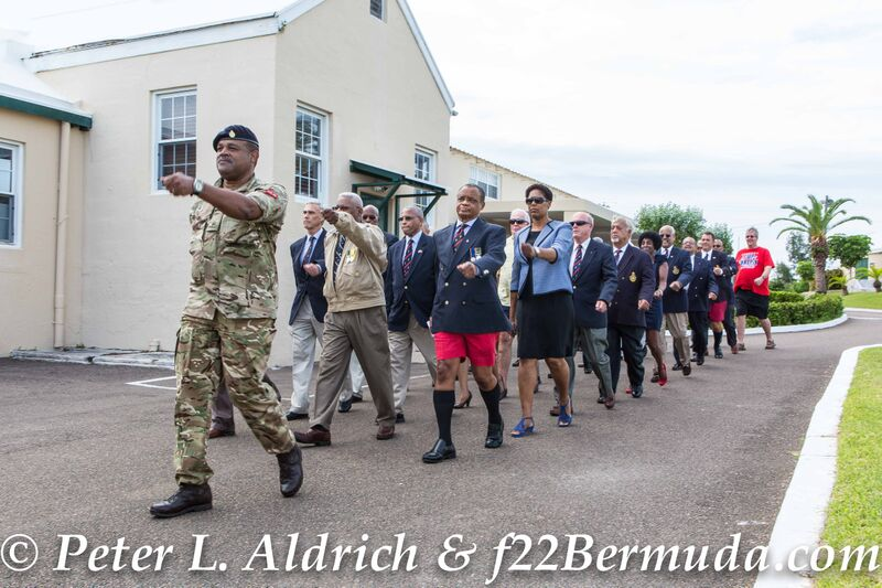 Bermuda-Regiment-September-20-2015-11