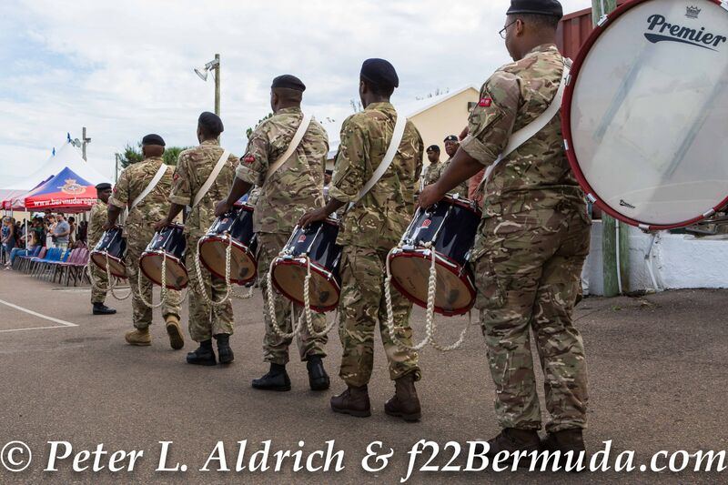 Bermuda-Regiment-September-20-2015-16