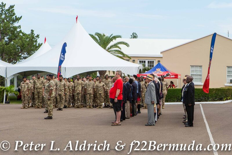 Bermuda-Regiment-September-20-2015-19