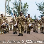 Bermuda Regiment September 20 2015 (2)