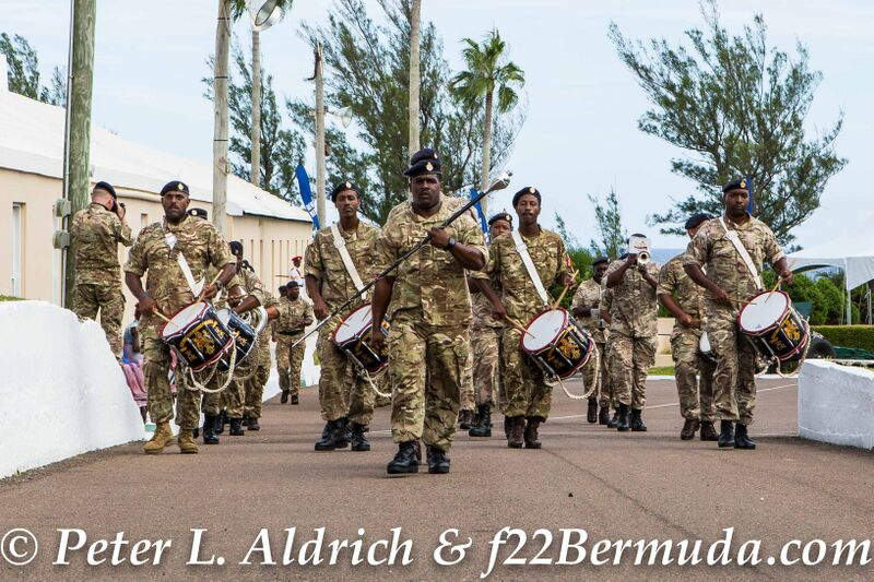 Bermuda-Regiment-September-20-2015-2