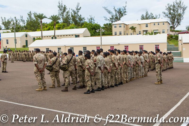 Bermuda-Regiment-September-20-2015-22