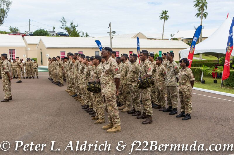 Bermuda-Regiment-September-20-2015-24
