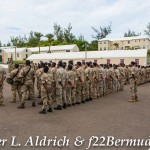 Bermuda Regiment September 20 2015 (29)