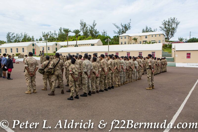 Bermuda-Regiment-September-20-2015-29