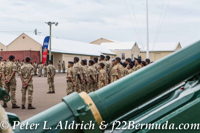 Bermuda-Regiment-September-20-2015-34