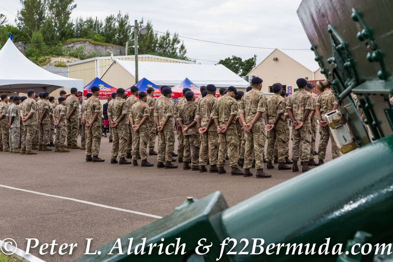 Bermuda-Regiment-September-20-2015-36
