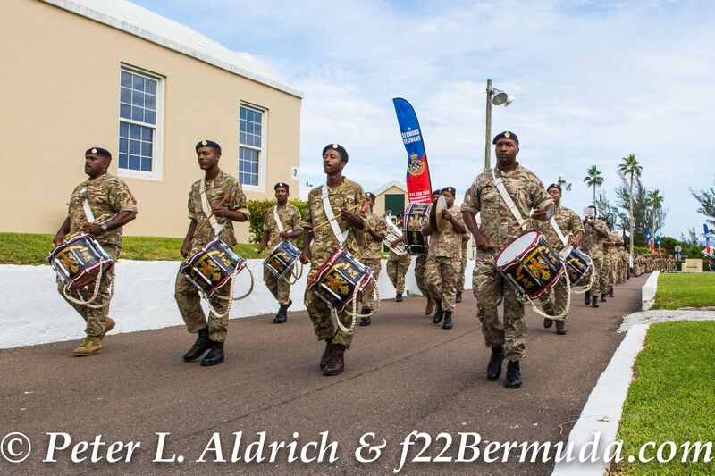 Bermuda-Regiment-September-20-2015-4