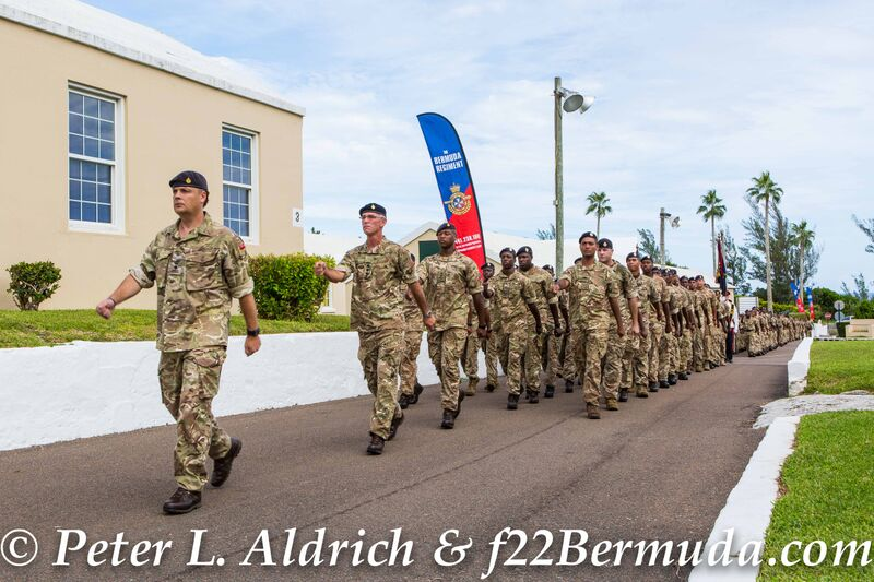 Bermuda-Regiment-September-20-2015-5