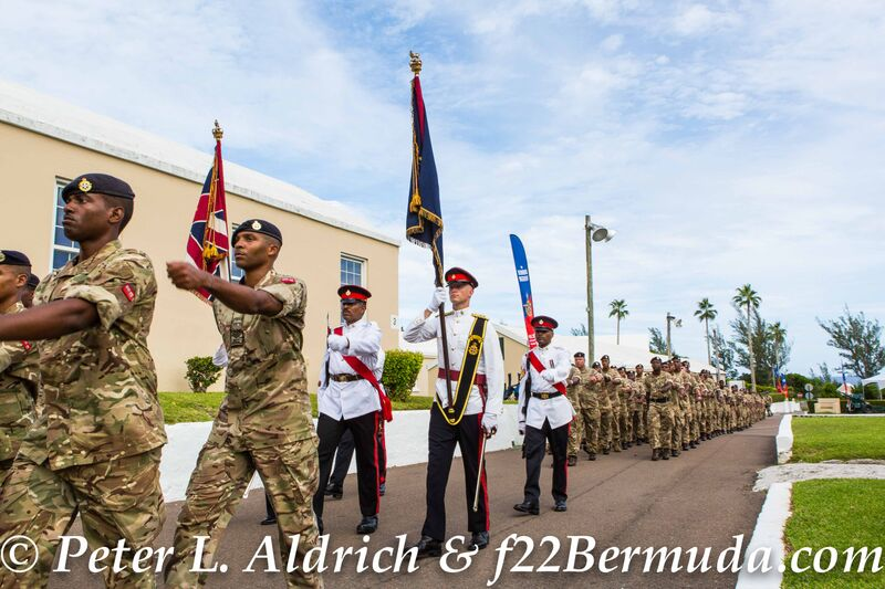 Bermuda-Regiment-September-20-2015-6