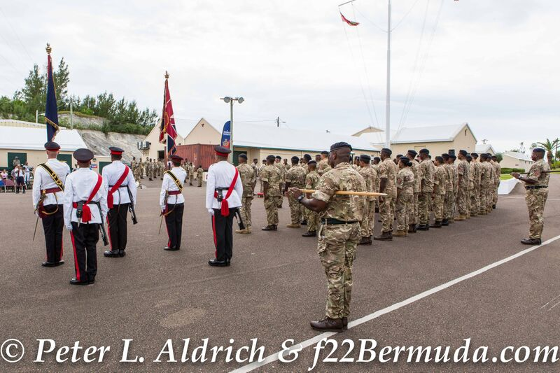 Bermuda-Regiment-September-20-2015-68