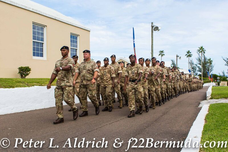 Bermuda-Regiment-September-20-2015-7