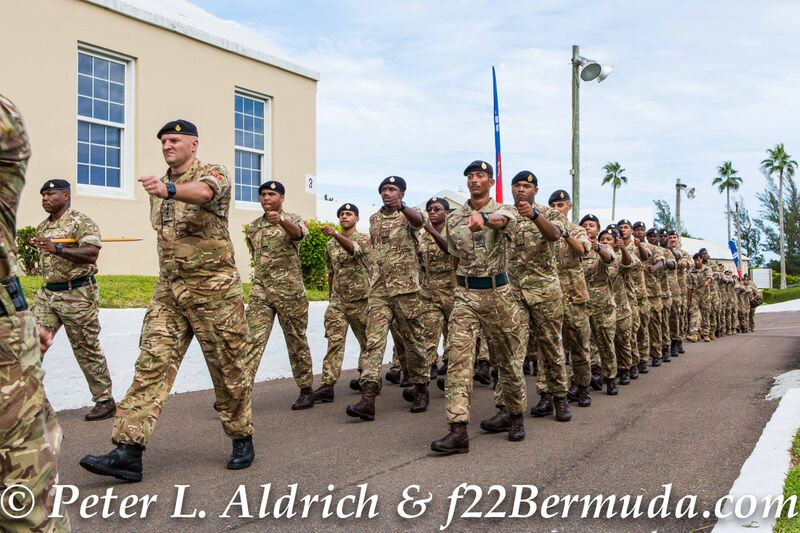 Bermuda-Regiment-September-20-2015-8