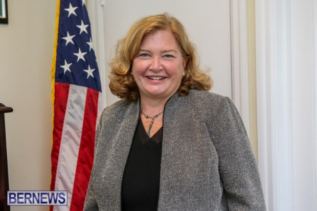 Mary Ellen Koenig US Consul General In Bermuda, September 17 2015-1