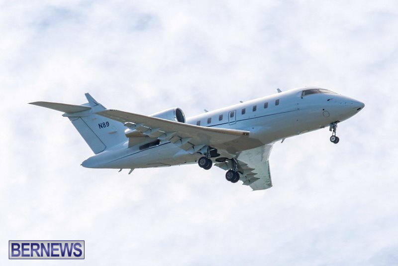 N89 FAA Plane Bermuda, September 26 2015-1