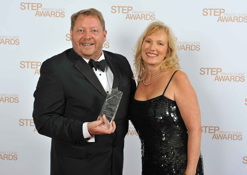 STEP Private Client Awards Bermuda September 2015 2