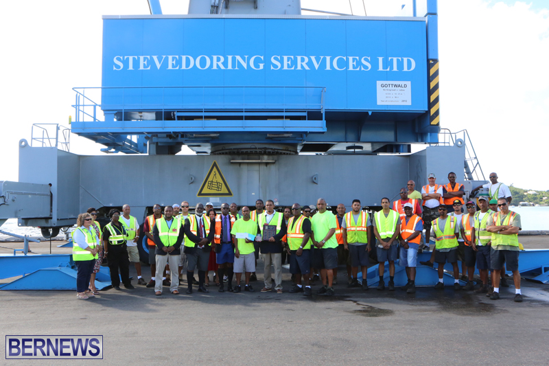 Stevedoring Services recognized cup match mvp Bermuda September 25 2015 (2)