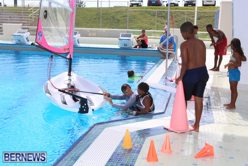 Youth-Sports-Expo-Held-At-Sports-Centre-Bermuda-September-2015-118