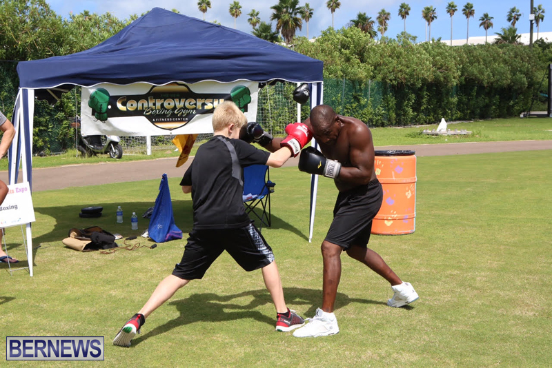 Youth-Sports-Expo-Held-At-Sports-Centre-Bermuda-September-2015-42