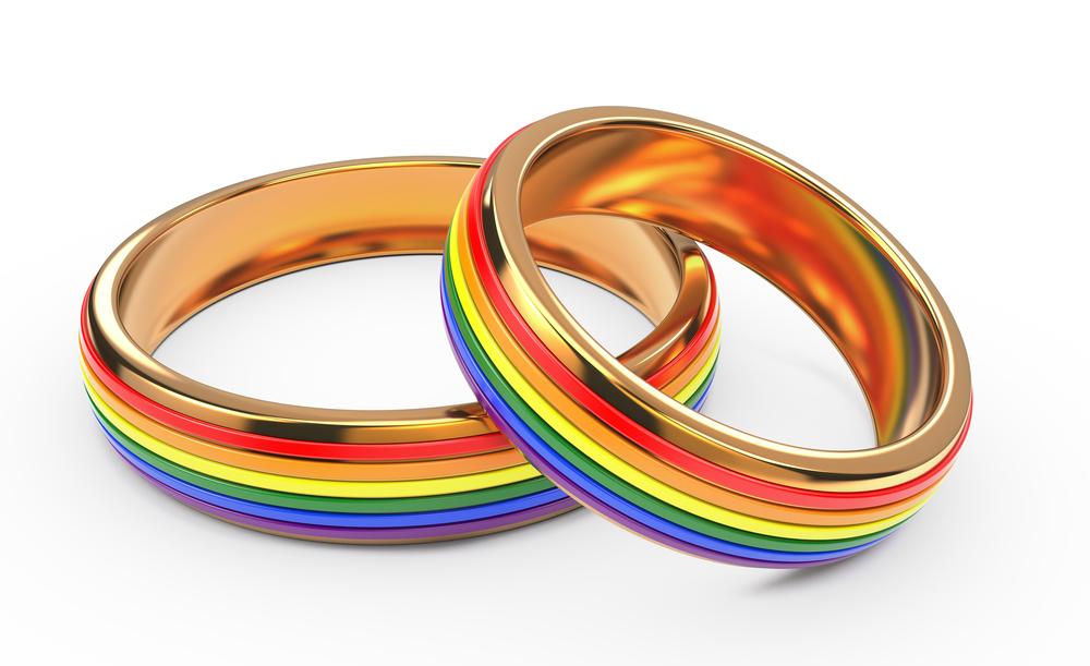 Lgbt Wedding Rings 72 New