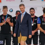 AC World Series Awards Ceremony Bermuda, October 18 2015-28