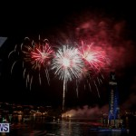 AC World Series Opening Fireworks Bermuda, October 16 2015 (2)