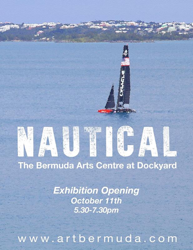 Art Bermuda  October 6 2015