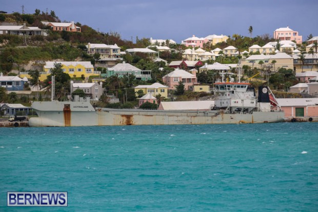 Astrolabe St George's Bermuda, October 22 2015-1