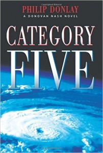 Category Five A Novel (Donovan Nash Series)