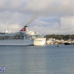 Cruise Ship Balmoral In St George's Bermuda, October 9 2015-17