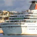 Cruise Ship Balmoral In St George's Bermuda, October 9 2015-21
