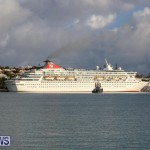 Cruise Ship Balmoral In St George's Bermuda, October 9 2015-24