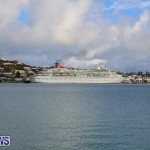 Cruise Ship Balmoral In St George's Bermuda, October 9 2015-25
