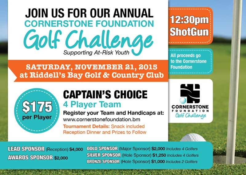 Golf Challenge Registration