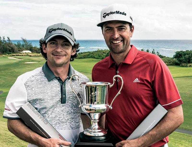 King And Walsh Win PGA Team Championship