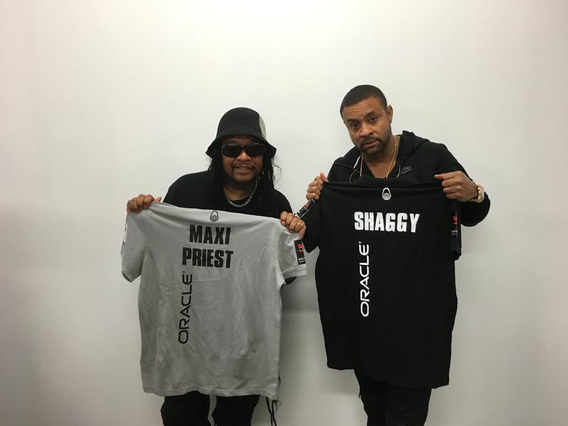 Maxi & Shaggy Oracle Shirts